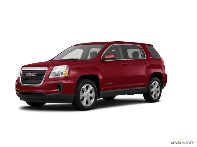 2017 GMC Terrain Vehicle Photo in Joliet, IL 60435