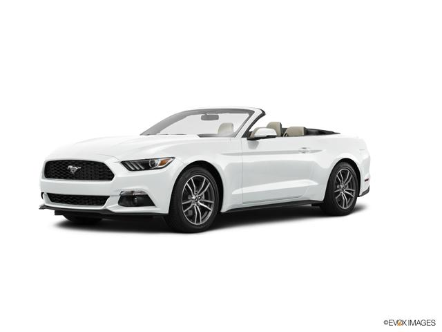 2017 Ford Mustang Vehicle Photo in Elyria, OH 44035