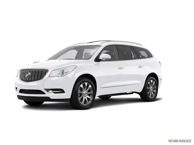 2017 Buick Enclave Vehicle Photo in Vincennes, IN 47591