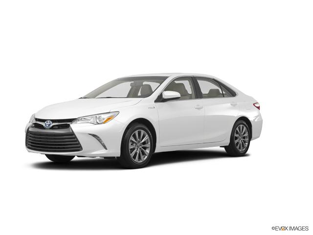 2016 Toyota Camry Hybrid Vehicle Photo in Lafayette, LA 70503