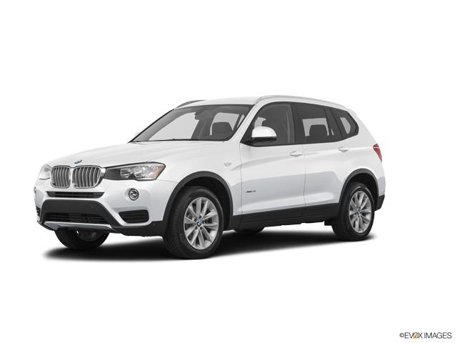 2017 BMW X3 xDrive28i Vehicle Photo in Mission, TX 78572