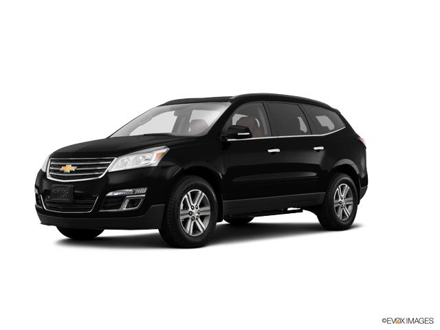 2017 Chevrolet Traverse Vehicle Photo in Mission, TX 78572