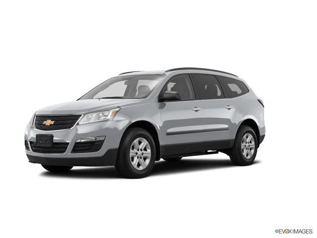 2017 Chevrolet Traverse Vehicle Photo in Owensboro, KY 42303