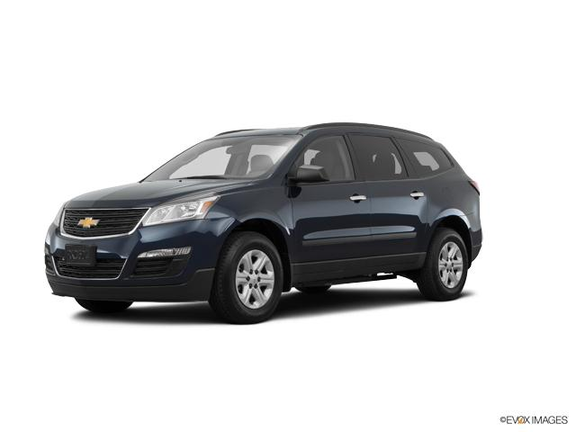 2017 Chevrolet Traverse Vehicle Photo in Tallahassee, FL 32304