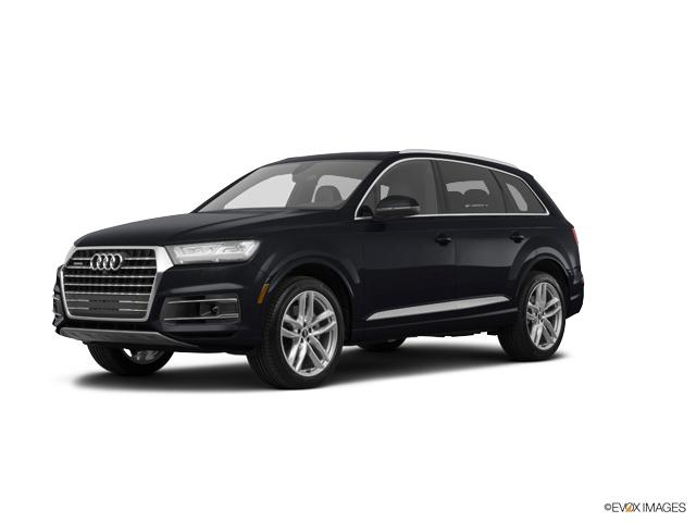 2017 Audi Q7 Vehicle Photo in Charlotte, NC 28269
