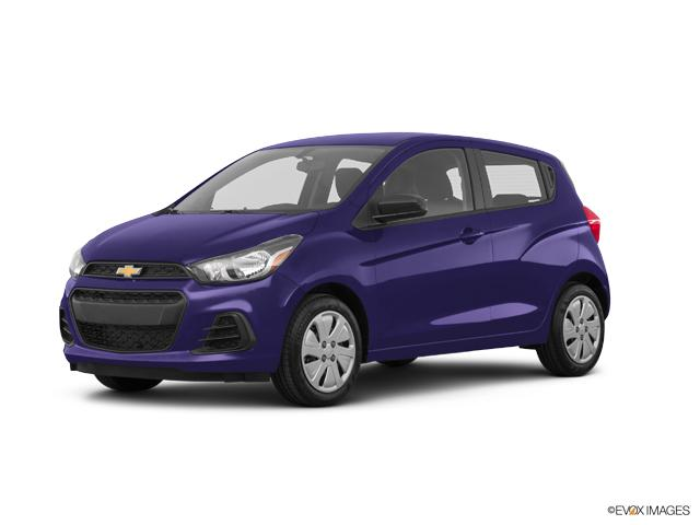 2017 Chevrolet Spark Vehicle Photo In Dixon Il 61021