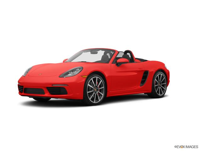 2017 Porsche 718 Boxster Vehicle Photo in Chapel Hill, NC 27514