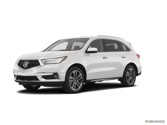 Used 2017 Acura Mdx Wadvance Pkg For Sale Hendrick Chevrolet Cary