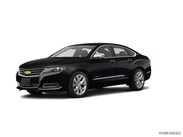 2017 Chevrolet Impala Vehicle Photo in Colorado Springs, CO 80905