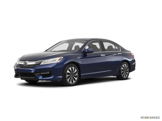 2017 Honda Accord Hybrid Vehicle Photo in Rockville, MD 20852