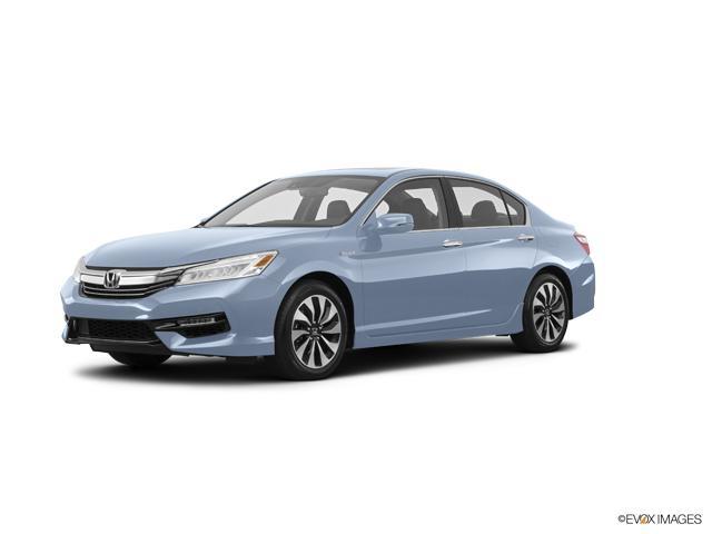 2017 Honda Accord Hybrid Vehicle Photo in Rosenberg, TX 77471