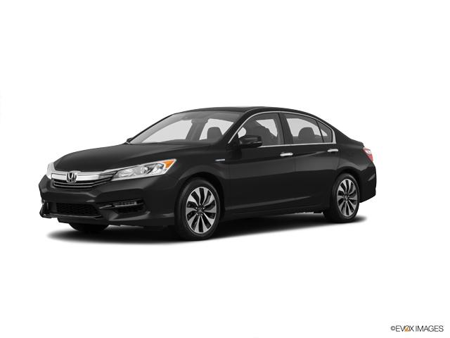 2017 Honda Accord Hybrid Vehicle Photo In Crestview Fl 32536