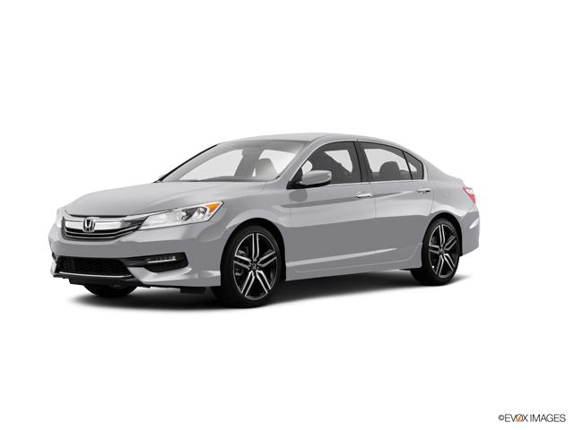 2017 Honda Accord Sedan Vehicle Photo in Kernersville, NC 27284