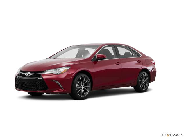 2017 Toyota Camry Vehicle Photo in Rome, GA 30161