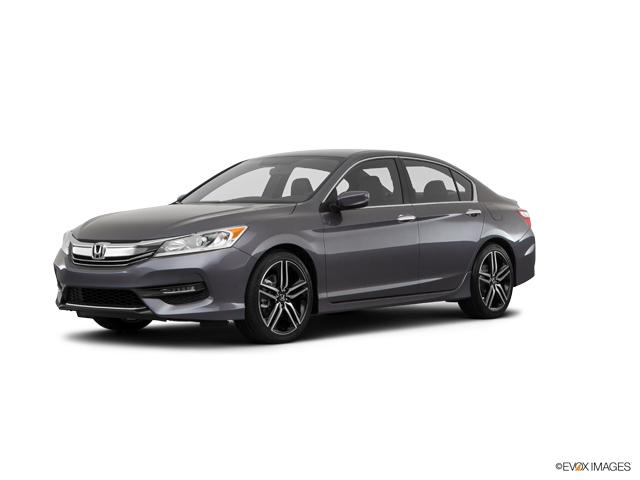 2017 Honda Accord Sedan Vehicle Photo in Baton Rouge, LA 70809