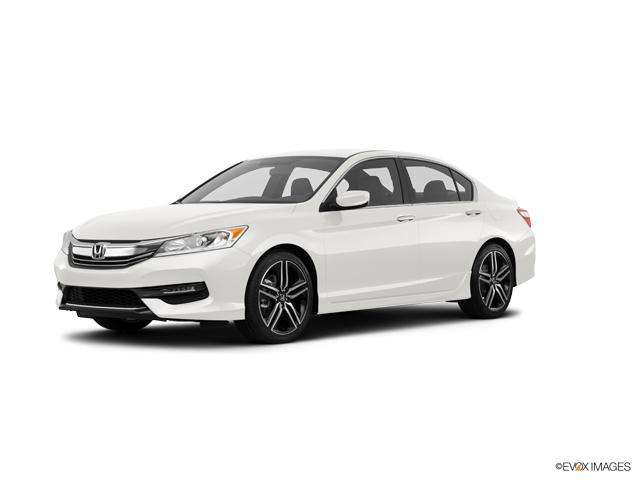 2017 Honda Accord Sedan Vehicle Photo in Rome, GA 30161