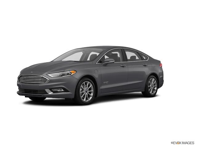 2017 Ford Fusion Energi Vehicle Photo in Colorado Springs, CO 80920