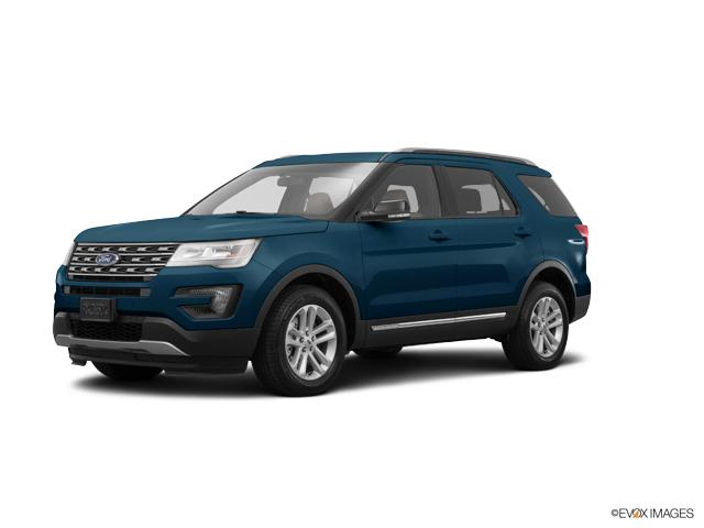 2017 Ford Explorer Vehicle Photo in Joliet, IL 60435