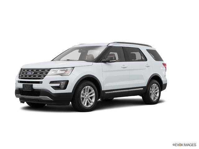 2017 Ford Explorer Vehicle Photo in Northbrook, IL 60062