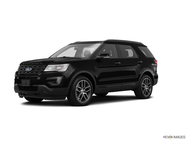 2017 Ford Explorer Vehicle Photo in Rome, GA 30161