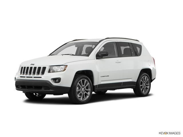 2017 Jeep Compass Vehicle Photo in Rosenberg, TX 77471
