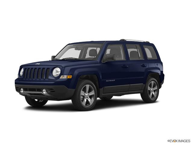 2017 Jeep Patriot Vehicle Photo in Fishers, IN 46038