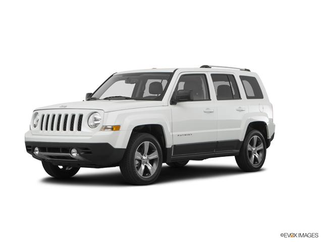 2017 Jeep Patriot Vehicle Photo In Powderly Ky 42367