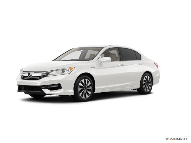 2017 Honda Accord Hybrid Vehicle Photo in Bedford, TX 76022