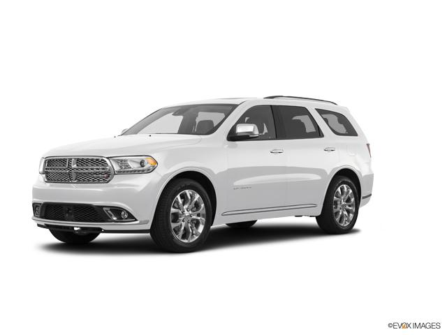 2017 Dodge Durango Vehicle Photo in Jasper, GA 30143