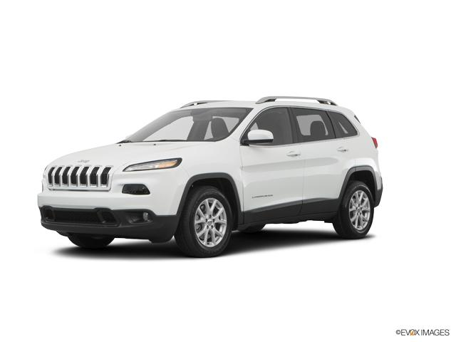2017 Jeep Cherokee Vehicle Photo in Greensboro, NC 27405