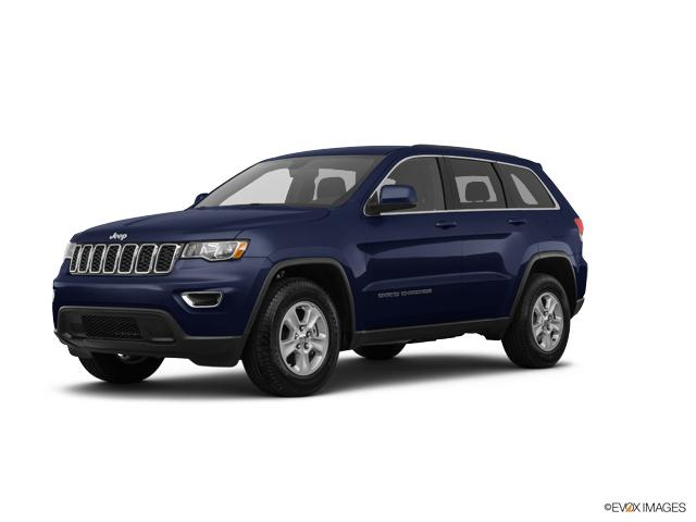 2017 Jeep Grand Cherokee Vehicle Photo in Spokane, WA 99207