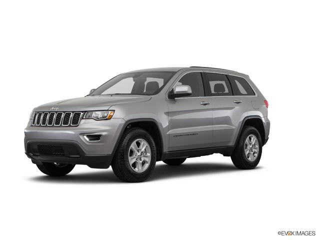 2017 Jeep Grand Cherokee Vehicle Photo in Manhattan, KS 66502