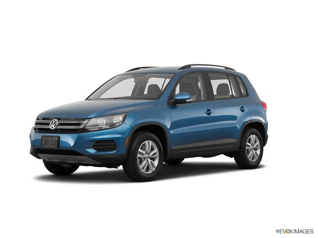 2017 Volkswagen Tiguan Vehicle Photo in Rockville, MD 20852