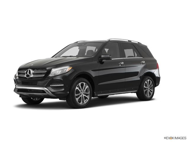 2017 Mercedes-Benz GLE Vehicle Photo in San Antonio, TX 78254