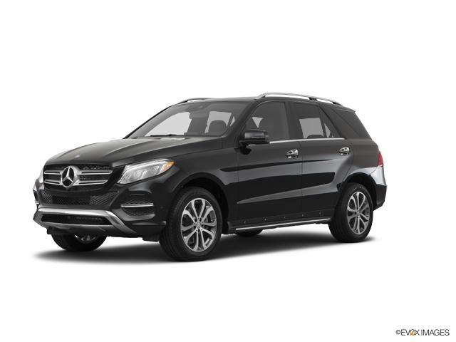 2017 Mercedes Benz GLE Vehicle Photo In Fredericksburg, TX 78624