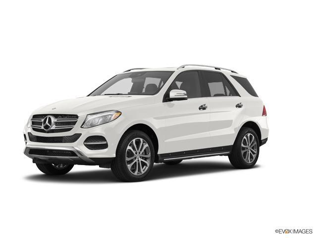 2017 Mercedes-Benz GLE Vehicle Photo in San Antonio, TX 78230