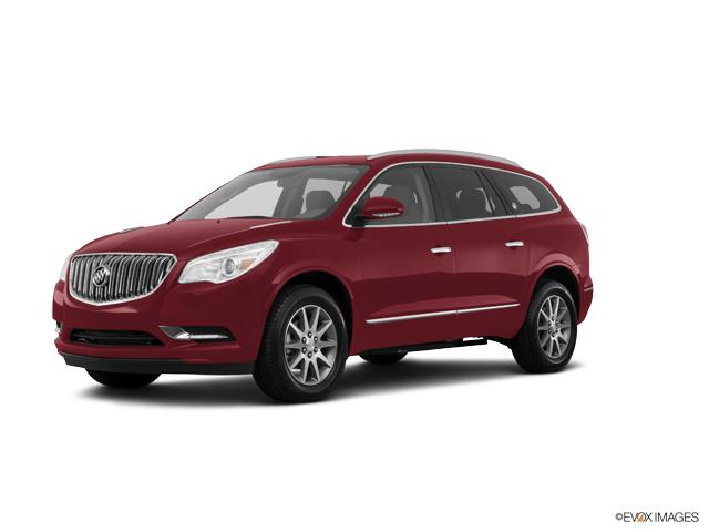 2017 Buick Enclave Vehicle Photo in Odessa, TX 79762