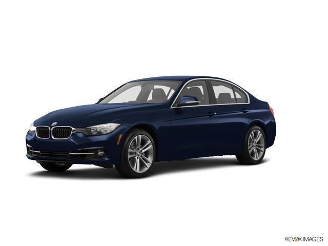 Blue 2017 BMW 320i xDrive for Sale at Bergstrom Automotive ...