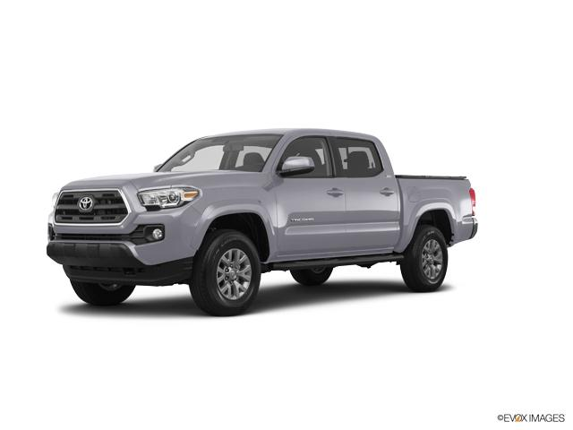 2017 Toyota Tacoma Vehicle Photo in Atlanta, GA 30350