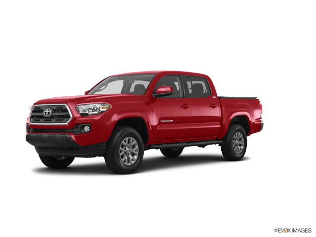 2017 Toyota Tacoma Vehicle Photo in Knoxville, TN 37912