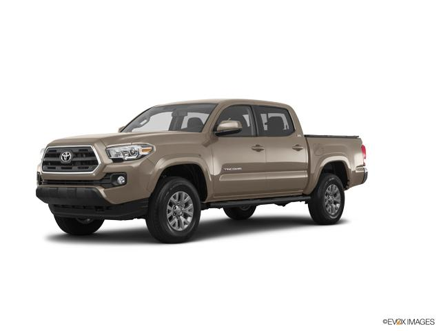 2017 Toyota Tacoma Vehicle Photo in Plainfield, IL 60586-5132
