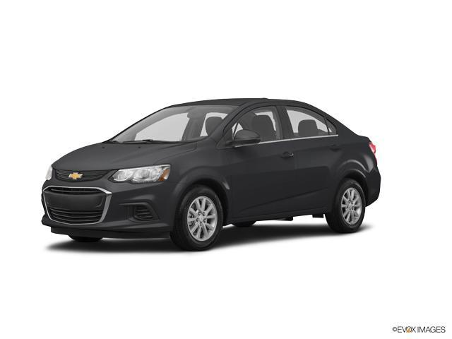 2017 Chevrolet Sonic Vehicle Photo in Joliet, IL 60435