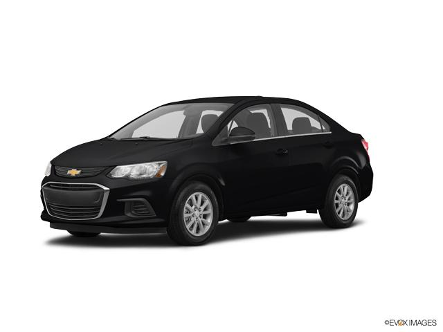2017 Chevrolet Sonic Vehicle Photo in Green Bay, WI 54304