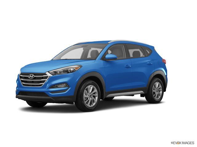 2017 Hyundai Tucson Vehicle Photo In Staunton Va 24401