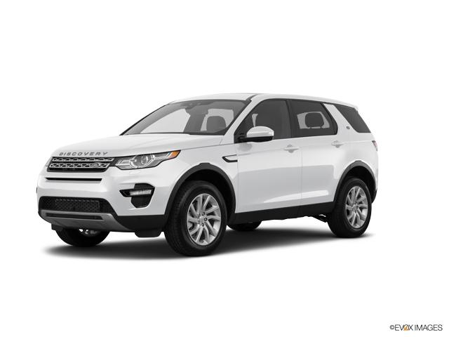 2017 Land Rover Discovery Sport Vehicle Photo in Akron, OH 44320