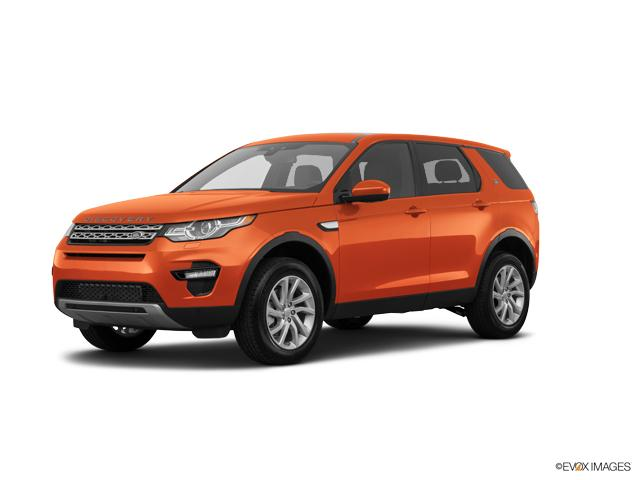 2017 Land Rover Discovery Sport Vehicle Photo in Tucson, AZ 85705