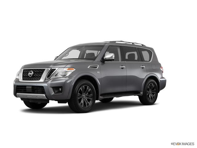 2017 Nissan Armada Vehicle Photo in Anchorage, AK 99515