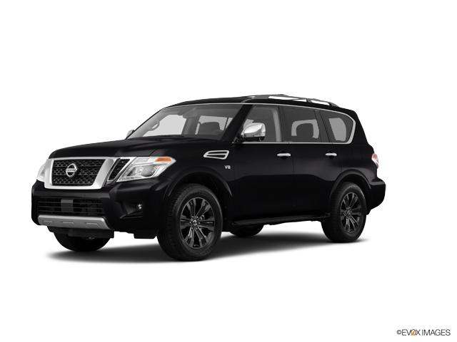 2017 Nissan Armada Vehicle Photo in Portland, OR 97225