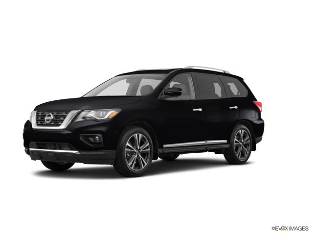 2017 Nissan Pathfinder Vehicle Photo in Twin Falls, ID 83301