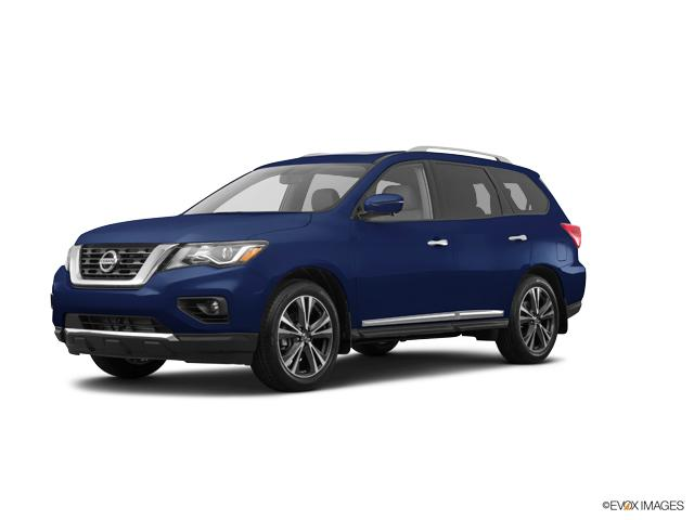 2017 Nissan Pathfinder Vehicle Photo in Bedford, TX 76022